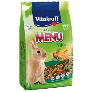 Menu Premium Lapins Nains Vitakraft® 4kg 109460
