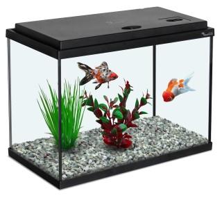 Aquarium 13.8L noir 130368