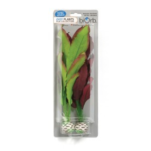 Décoration aquarium plantes en soie medium biOrb 14697