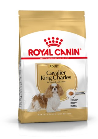 Croquette chien Royal Canin Cavalier King Charles adulte 3kg 152494