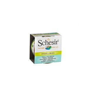 Boîte Chat - Schesir® Thon Dorade 70 g 159199