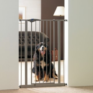 Extension pour Dog Barrier 107 cm gris 170073