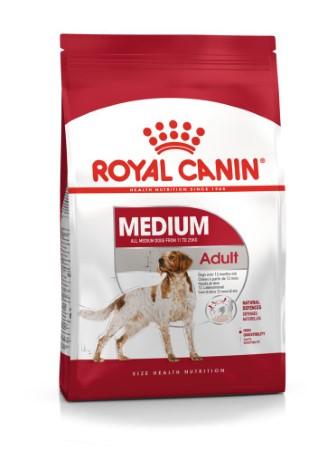 Croquette chien Royal Canin Medium adulte 4kg 177468