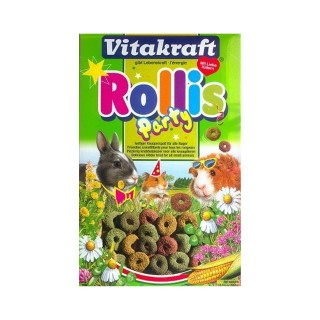 Friandise rongeurs Rollis Party Vitakraft® 500g 178498