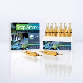 Traitement de l'eau - Prodibio Stop ammo 12 ampoules 187920