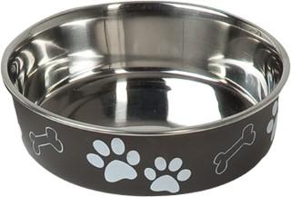 Gamelle chien - Bella noir - 21 cm 193468