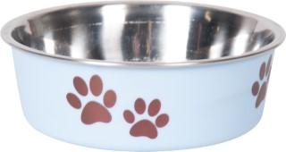Gamelle chien - Bella bleu - 14 cm 193473