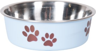 Gamelle chien - Bella bleu - 12 cm 193477