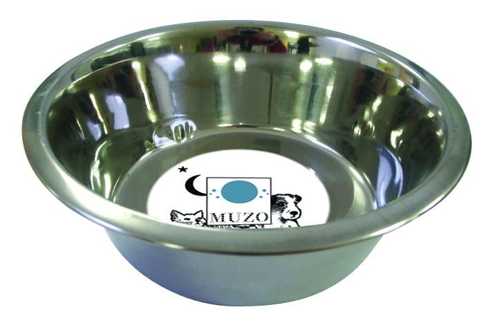 Gamelle chat/chien - Bol Inox - 14 cm 109150
