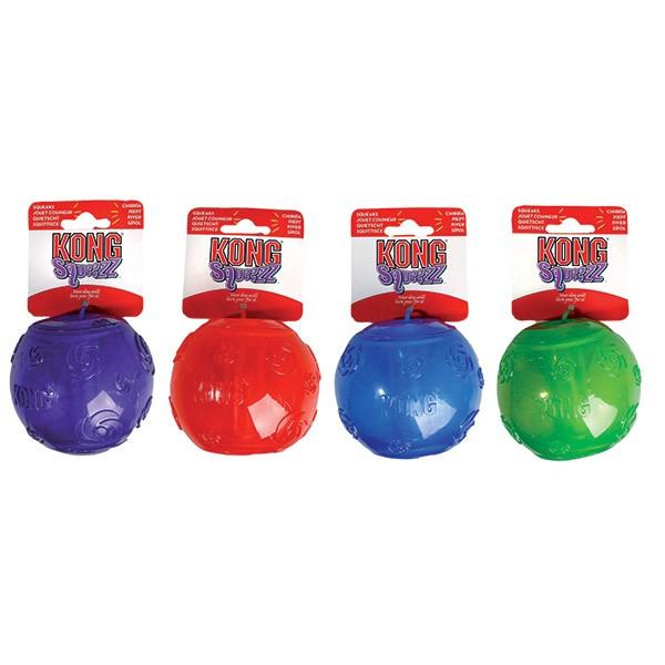 Jouet Chien - Kong Squeezz Ball - M 109166