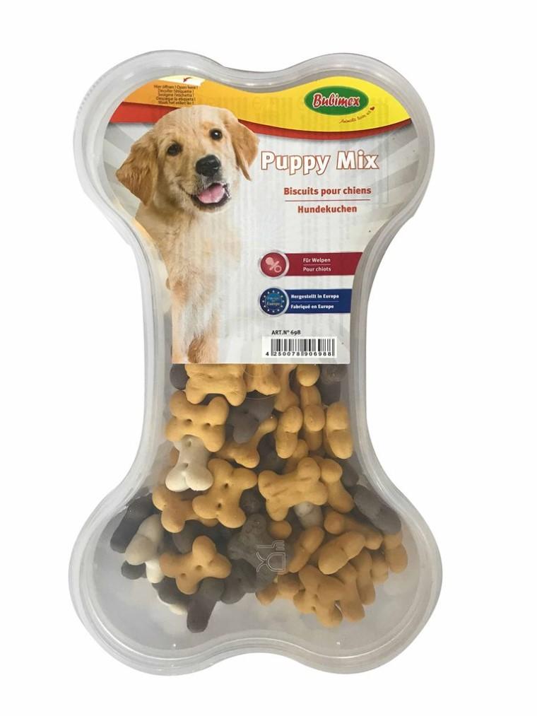 Friandises Chien - Bubimex Biscuits puppy mix 400g 116837