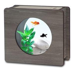 Aquarium Nano fashion vision 1 bois veine 120649