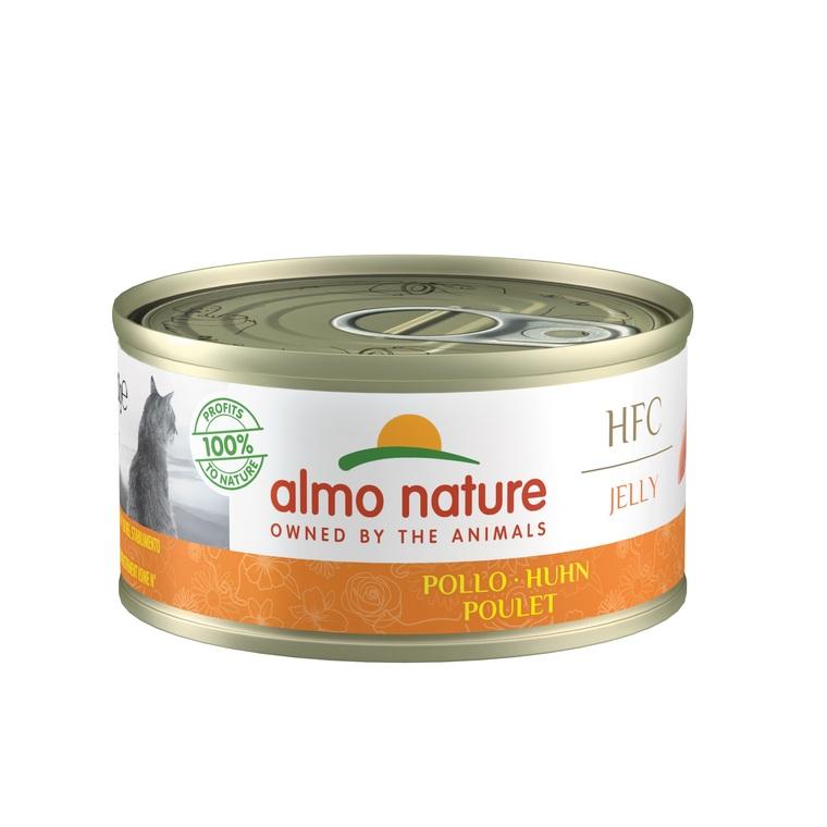 Boîte Chat - Almo nature® Poulet Impérial 70 g 129294