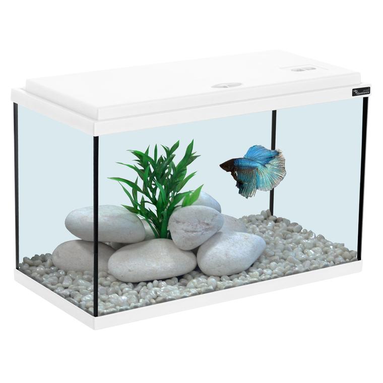 Aquarium 20L blanc 130369