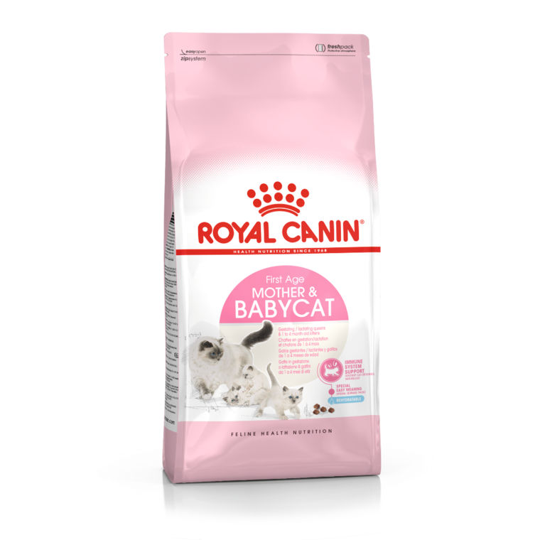 Croquette chat Royal Canin Mother & Babycat 4kg 138983