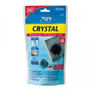 Recharge Filtre aquarium API Rena Crystal size 6 x1 14648