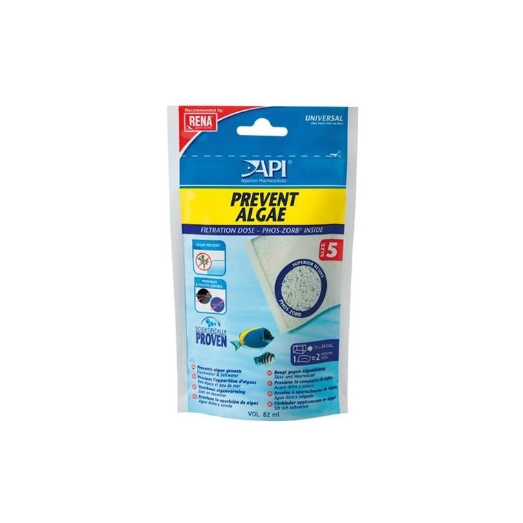 Recharge Filtre aquarium API Rena Prevent Algae size 5 x1 14650