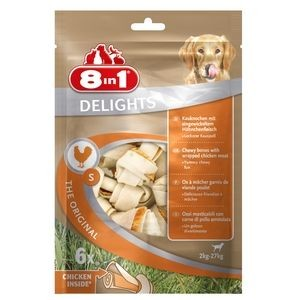 Friandises Chien - 8in1 Delights S x6 150673