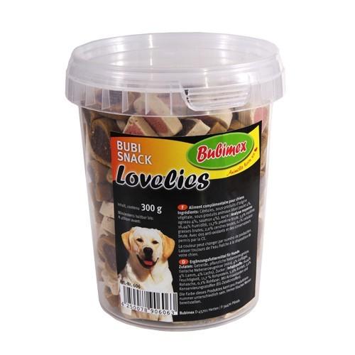 Bubi Snack Lovelies Bubimex 300 g 15179