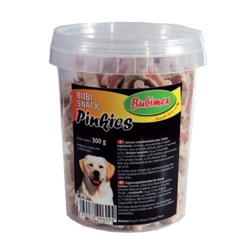 Friandises Chien - Bubimex Bubi snack pinkies 300g 15182
