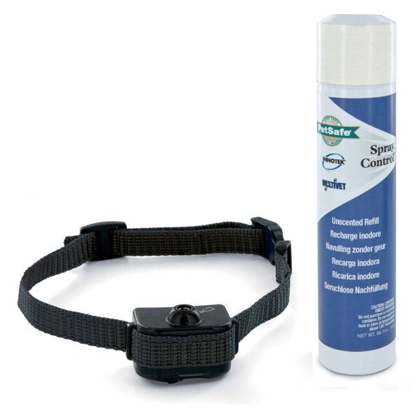Collier Anti-aboiement Spray Deluxe Ultralight Chien PETSAFE® PBC19-11796 15529