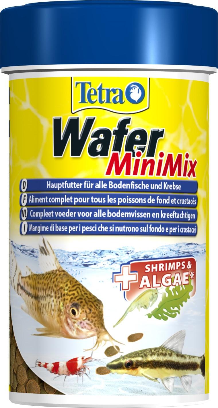 Tetra Wafer Mini Mix 157737