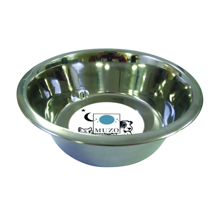 Gamelle chat/chien - Bol Inox - 12 cm 167263