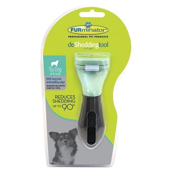 Brosse Furminator chiens poils longs XS 167415