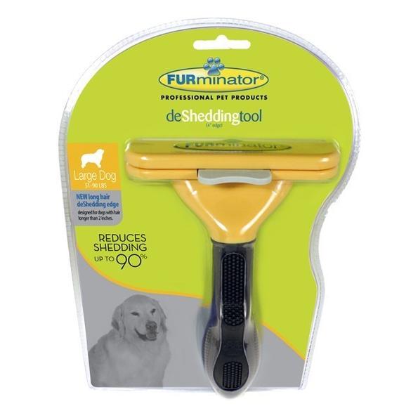 Brosse Furminator chiens poils longs L 167421