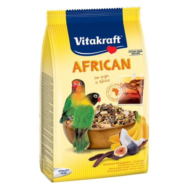 Mélange African Pour Agapornis Vitakraft 750g 178494