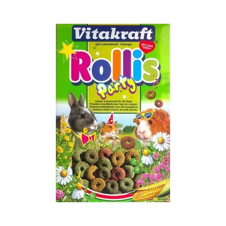 Friandise rongeurs Rollis Party Vitakraft® 500g 178498