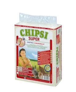 Litière Chipsi Super 3.4kg 179033