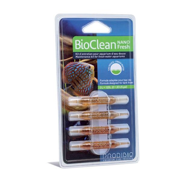 PRODIBIO - BioClean Fresh NANO 4 ampoules 187894