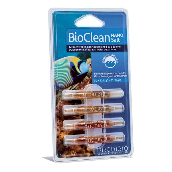 PRODIBIO - BioClean Salt NANO 4 ampoules 187899