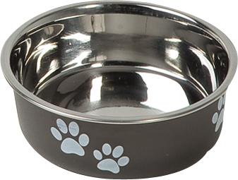 Gamelle chien - Bella noir - 14 cm 193472