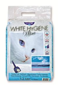 Litière pour chat Sivocat White Hygiene Ultra 12L 112848
