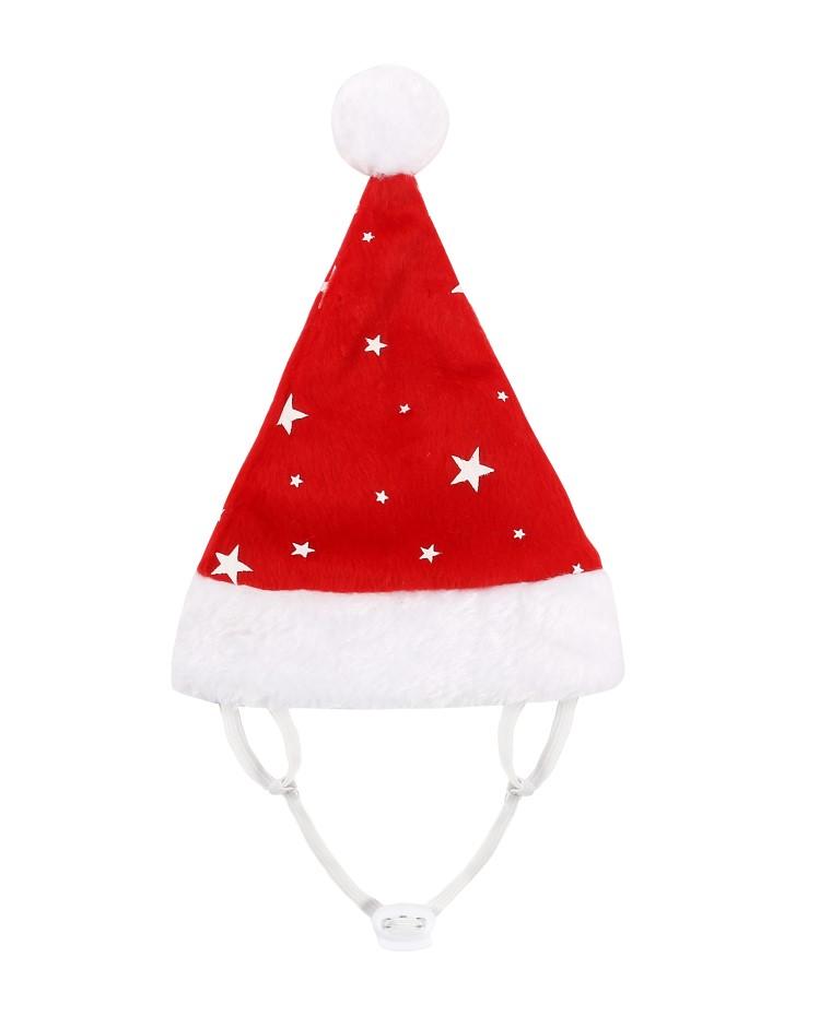 Bonnet de Noël Chien / Chat - taille XS 177794