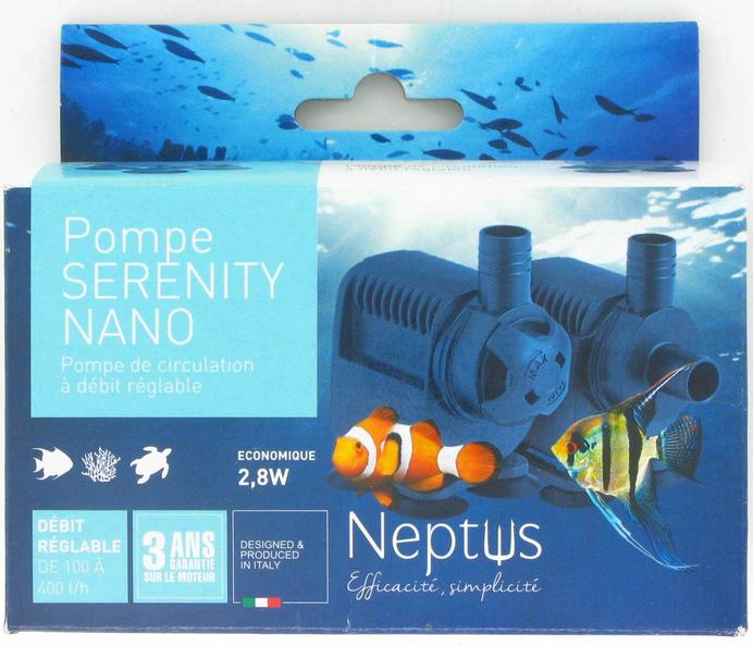 Pompe NEPTUS Serenity Nano