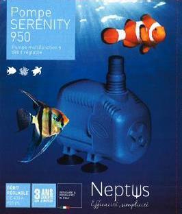 Pompe NEPTUS Serenity 950