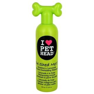 Shampooing pour chien anti-chute de poils De Shed Me Pethead 354 ml 210915