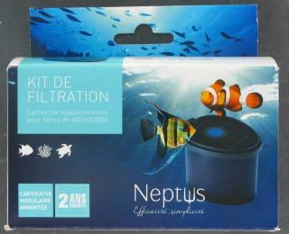 Cartouche NEPTUS pour filtres IN 400/600/800 219943