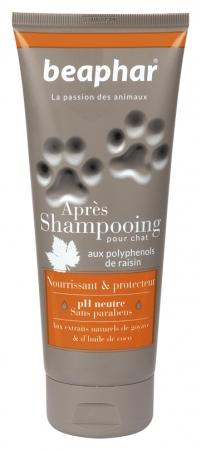 Après shampooing prémium Chat Beaphar 200 ml  221816