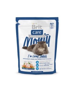 Croquettes Chat - Brit Care Cat Monty I'm Living Indoor 0,4kg 234353