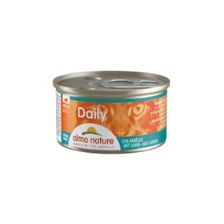 Boîte Chat - Daily Menu Mousse Agneau 85g Almo Nature® 234536