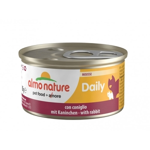 Boîte Chat - Daily Menu Mousse Lapin 85g Almo Nature® 234538