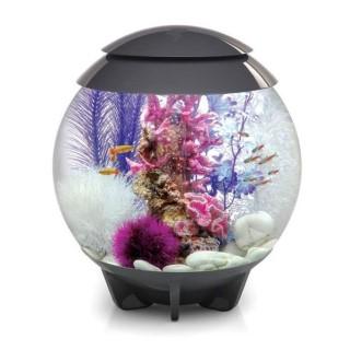 Aquarium biOrb HALO 30 L Gris LED Moonlight 235116