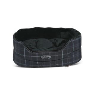 Corbeille Scruffs Balmoral Noir Taille M - 68 x 46 cm 257656