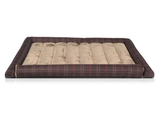 Matelas pour chien Scruffs Balmoral Boot Bed Brun 257669