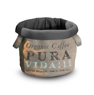 Panier coffee pura vida 260462