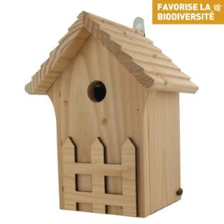 Nichoir en bois La Crèche 280509